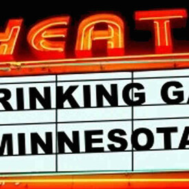 "A Drinking Game Minnesota: ""Raiders of the Lost Ark"