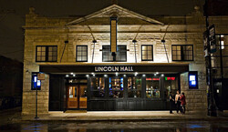 Lincoln Hall Tickets