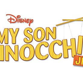 "Disney's ""My Son Pinocchio Jr."