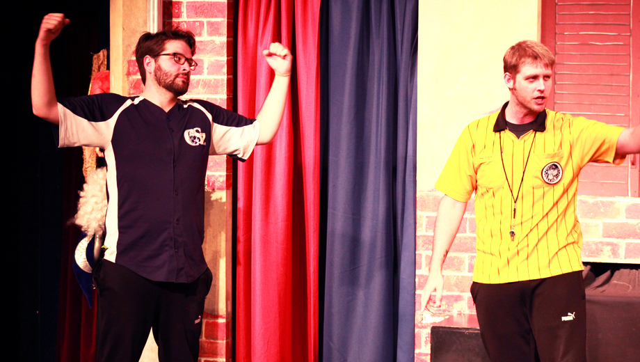 ComedySportz: Fast and Funny Improv Comedy Competition $5.00 ($10 value)