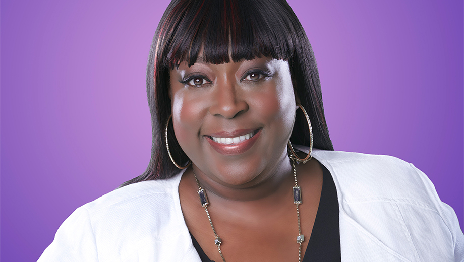 Stand-up Star Loni Love (
