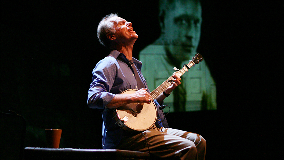 Grammy Winner Loudon Wainwright III Mixes Songs With His Father's Writings $15.00 ($30 value)