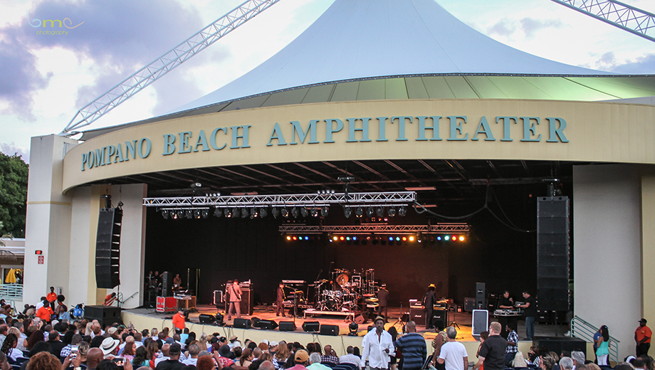 The Pompano Beach Amphitheater Tickets
