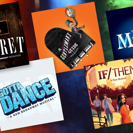 Broadway In Chicago 5-Show Subscription