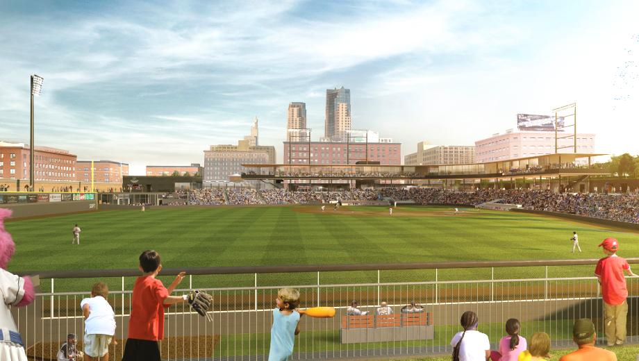 St. Paul Saints Baseball at Brand New CHS Field $7.00 - $10.00 ($14 value)