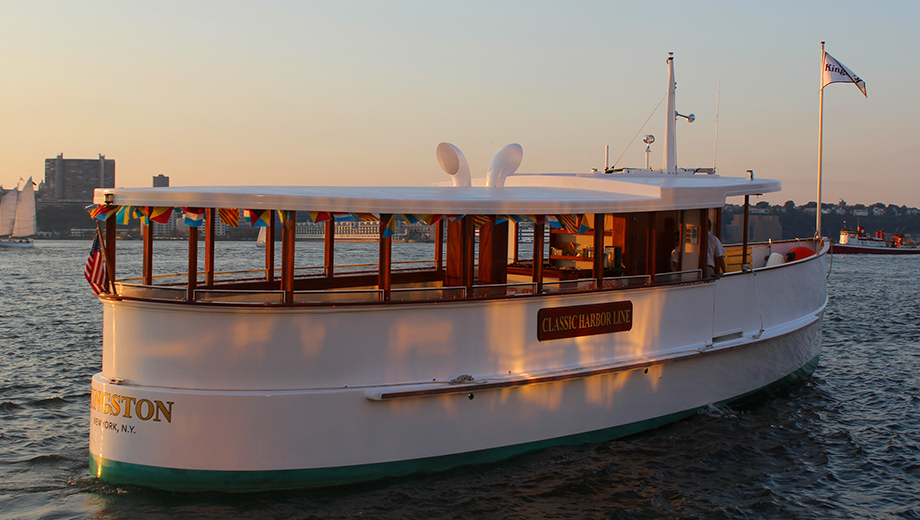 Brooklyn Sunset Cruise Aboard Classic Yacht Kingston COMP - $26.40 ($44 value)