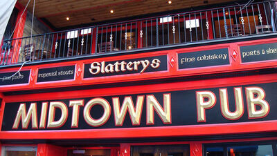Slattery's Midtown Pub Tickets