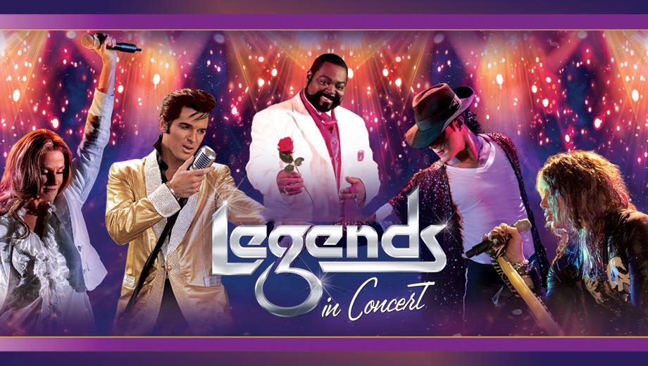 Elvis Presley, Michael Jackson & More in Tribute Show