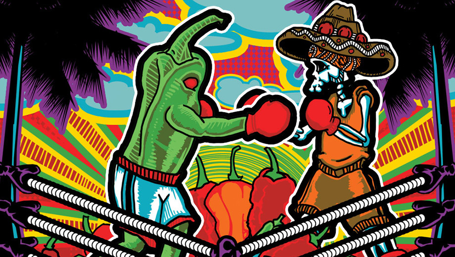 First Annual California Hot Sauce Expo: Spicy Fun For Everyone COMP - $5.00 ($10 value)