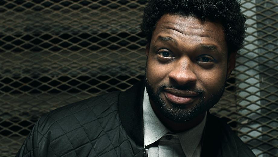 Comedian Derek Gaines (MTV's