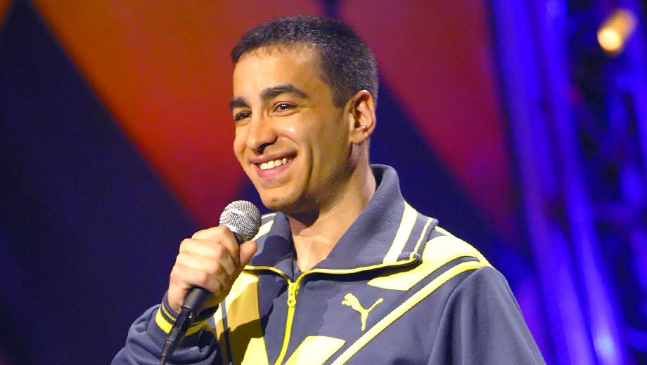 Comedian Mitch Fatel (