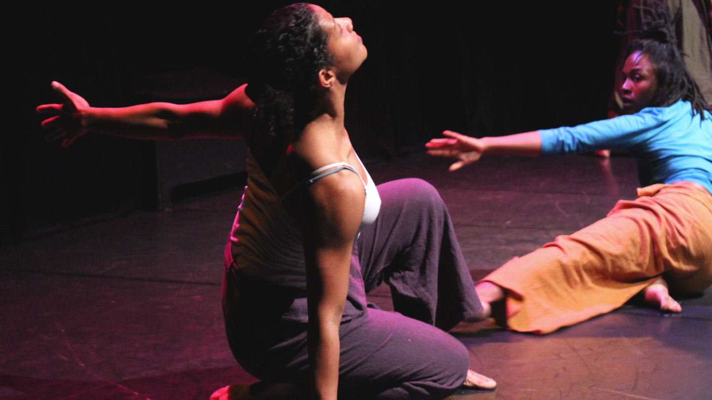 Soulful Contemporary Dance: One Solo & Two Premieres From Maria Bauman/MBDance $10.00 ($20 value)