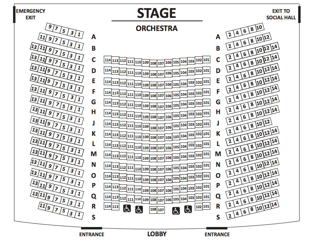 F scott fitzgerald theatre washington d c tickets schedule