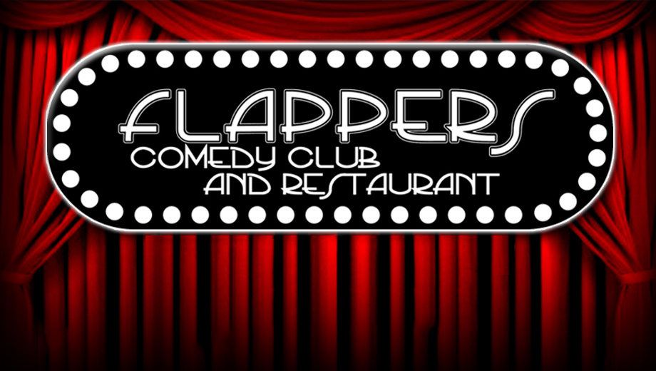 Big Laughs at Flappers Comedy Club in Burbank COMP - $10.00 ($10 value)