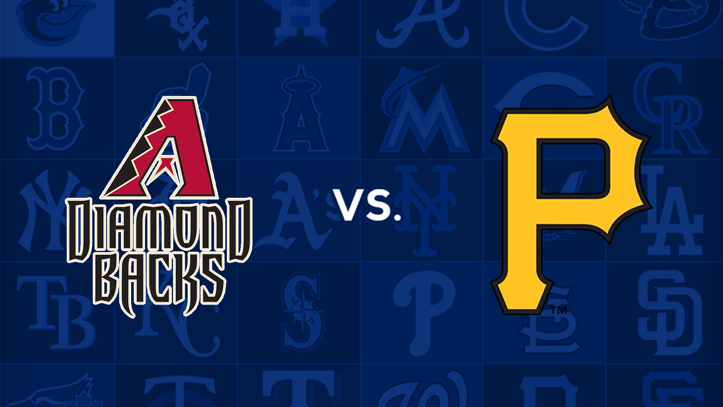 D-Backs Head East to Battle Pirates $12.00 - $20.00 ($22 value)