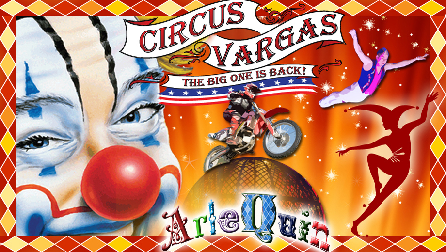 Aerialists, Acrobats and Americana With Circus Vargas: