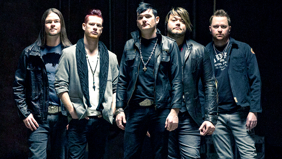 """Rockers Hinder (""""Lips of an Angel""""), With Full Devil Jacket, Diamante & More @ Altar Bar 