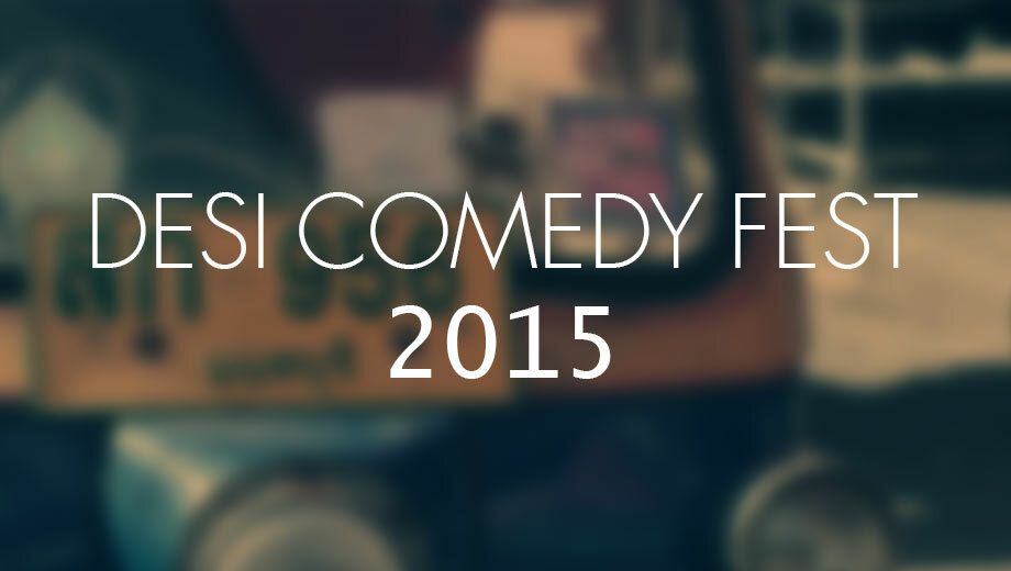 The Only Annual South Asian Comedy Festival in America $12.50 ($25 value)