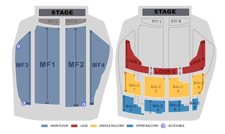 State theatre minneapolis st paul tickets schedule seating