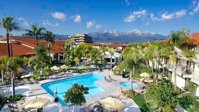 Doubletree Ontario Airport Tickets