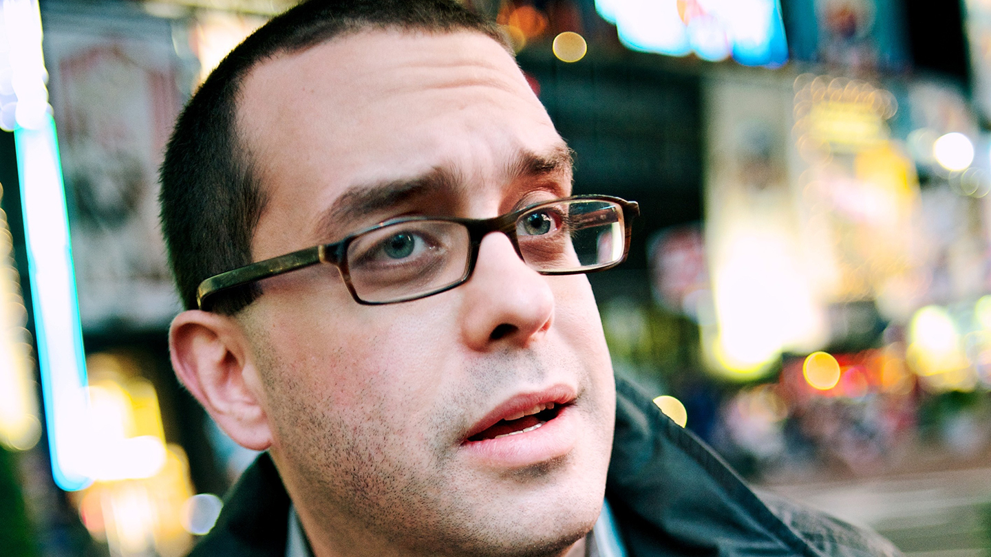 Cutting Rants From New York Stand-Up Star Joe DeRosa (