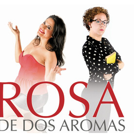 Rosa de Dos Aromas (Rose by Any Other Name)