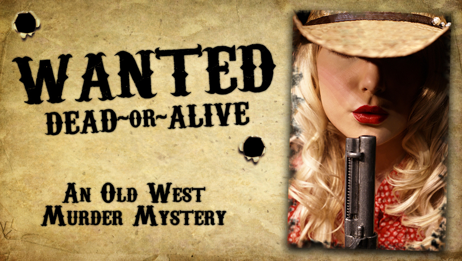 Wild West Murder Mystery: Crack the Case as You Dine With Wily Bandits $29.00 ($60 value)