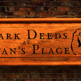 Dark Deeds at Swan's Place