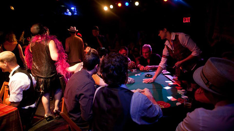 """Shhh ... It's a Speakeasy"": Casino Games, Jazz & More"