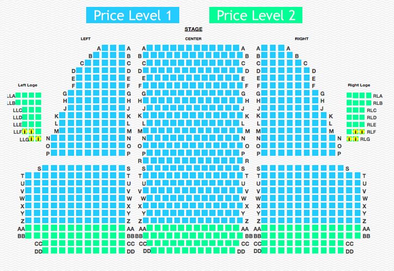 Ravinia Martin Theatre, Chicago: Tickets, Schedule, Seating Charts ...