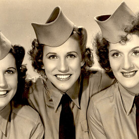 Sisters of Swing: The Story of the Andrews Sisters