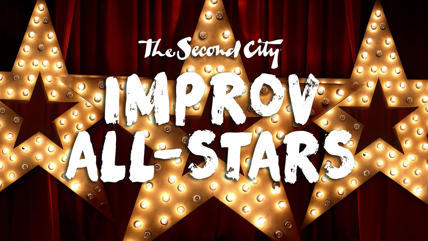 Unscripted Laughs From Second City's Improv All-Stars COMP - $9.00 ($18 value)