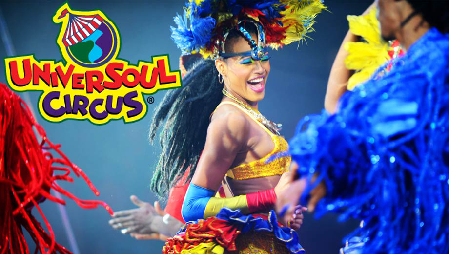 UniverSoul Circus: A Modern, Upbeat, International Extravaganza $12.00 - $18.50 ($17 value)