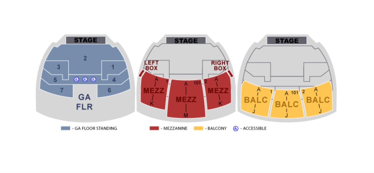 The wilbur theatre boston tickets schedule seating charts goldstar