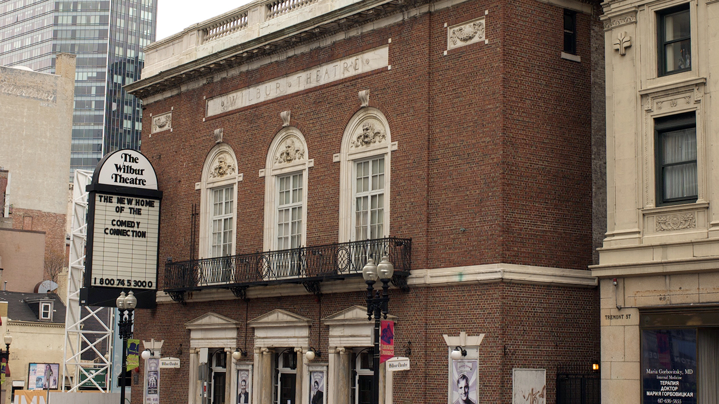 The Wilbur Theatre, Boston: Tickets, Schedule, Seating Charts | Goldstar