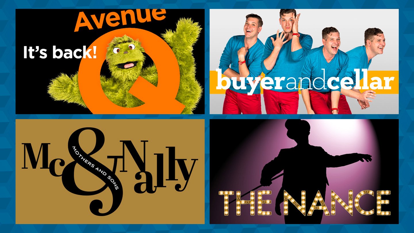 Choose From Tony Winners, Burlesque, Puppets & More With 3-Show Package $50.00 ($125 value)