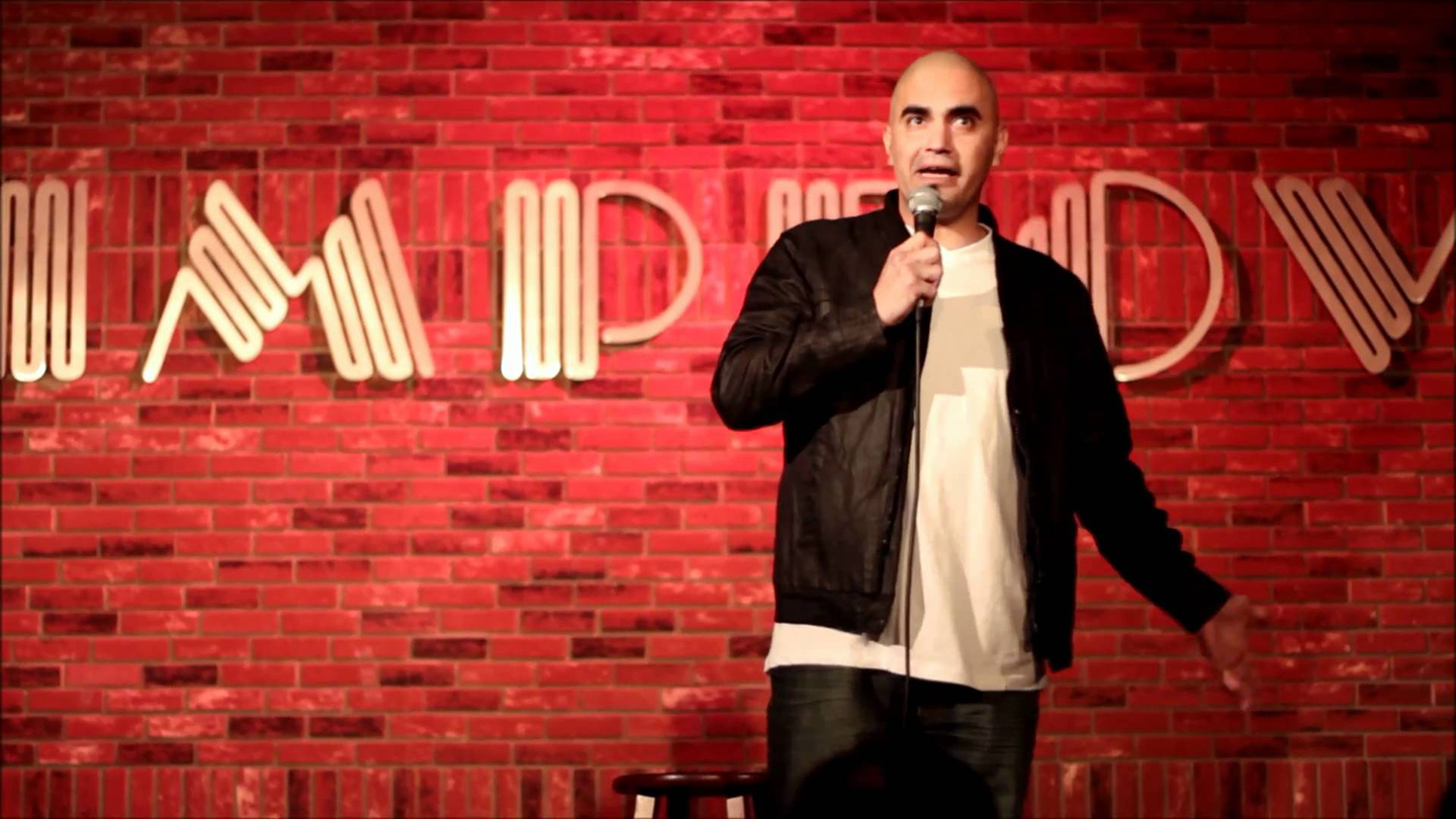 Crack Up With Latino Comedian George Perez COMP ($17 value)