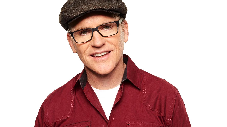 Comedian Greg Fitzsimmons (