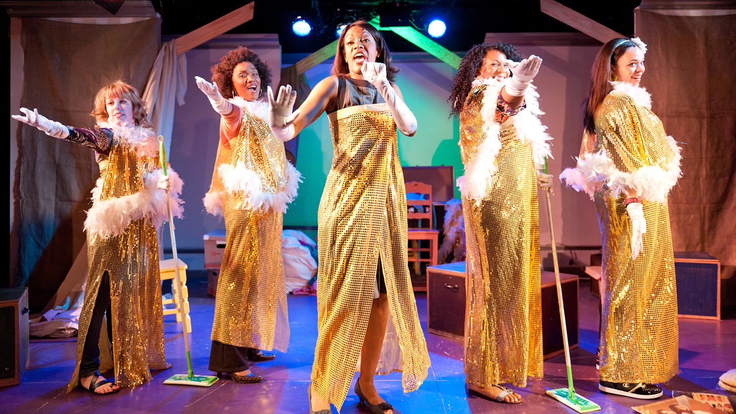 """""""Sistas the Musical"""" -- Top 40 Hits Tell a Black Family History"""