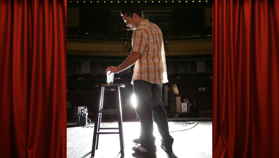 Comedian Dan Gabriel (