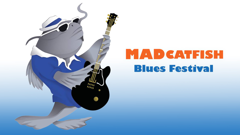 MADCatfish Blues Festival at Santa Anita Race Track $20.00 ($40 value)