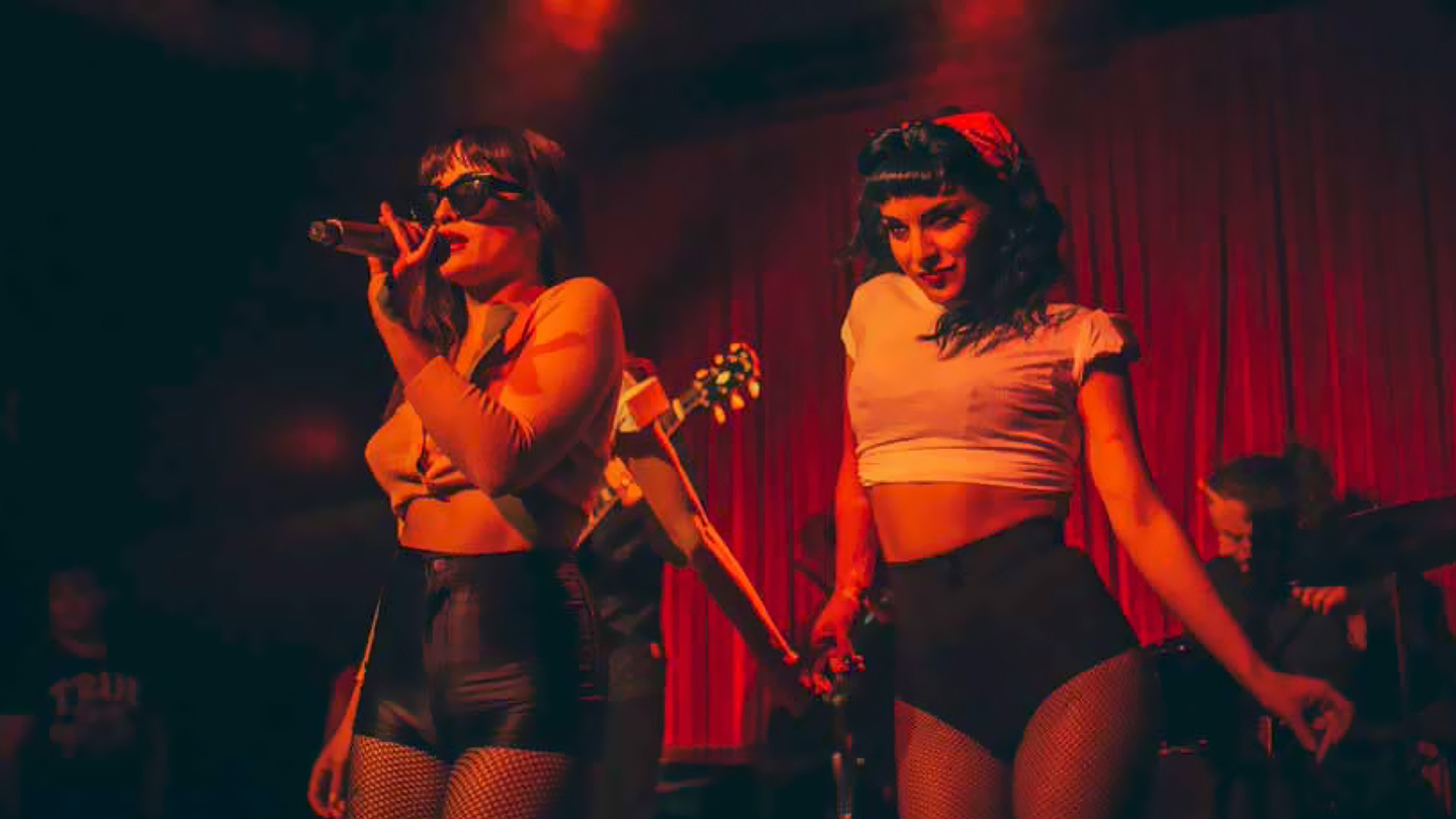 Rock 'n' Roll and Burlesque at
