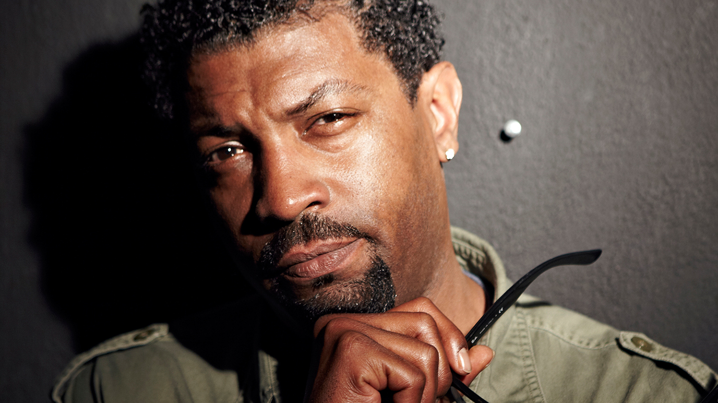 Actor-Comedian Deon Cole (
