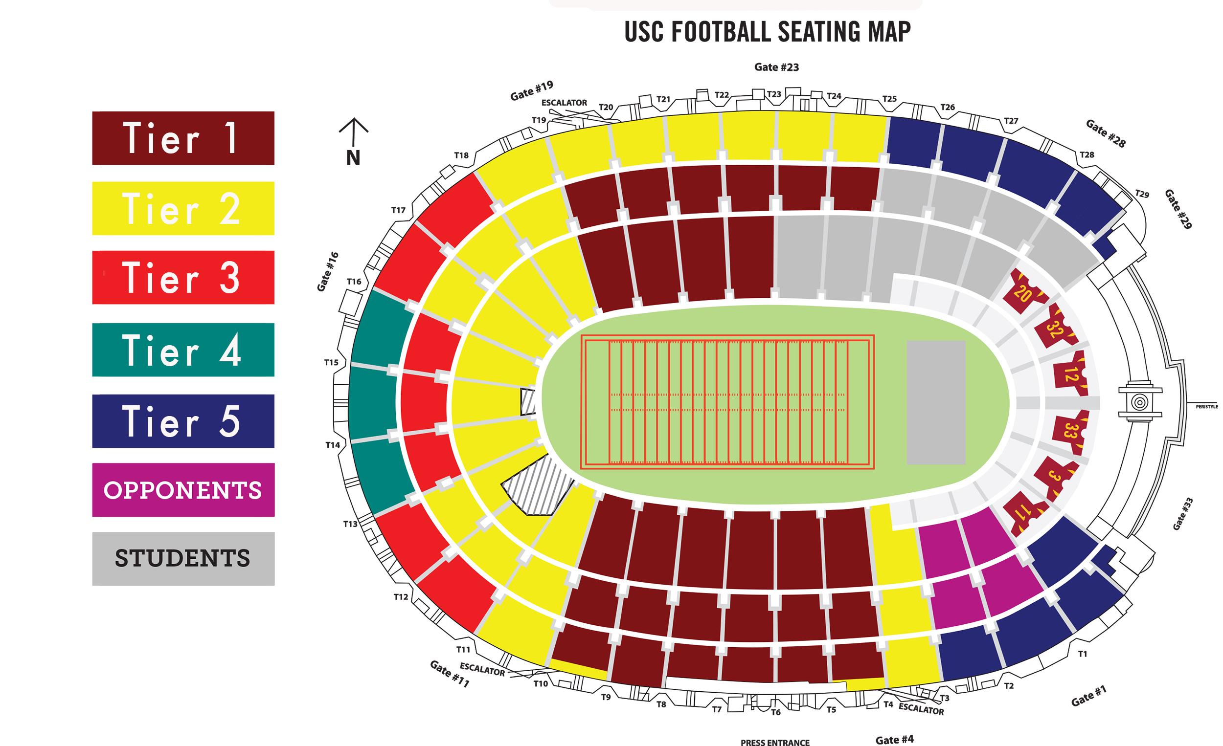 USC Football 2015