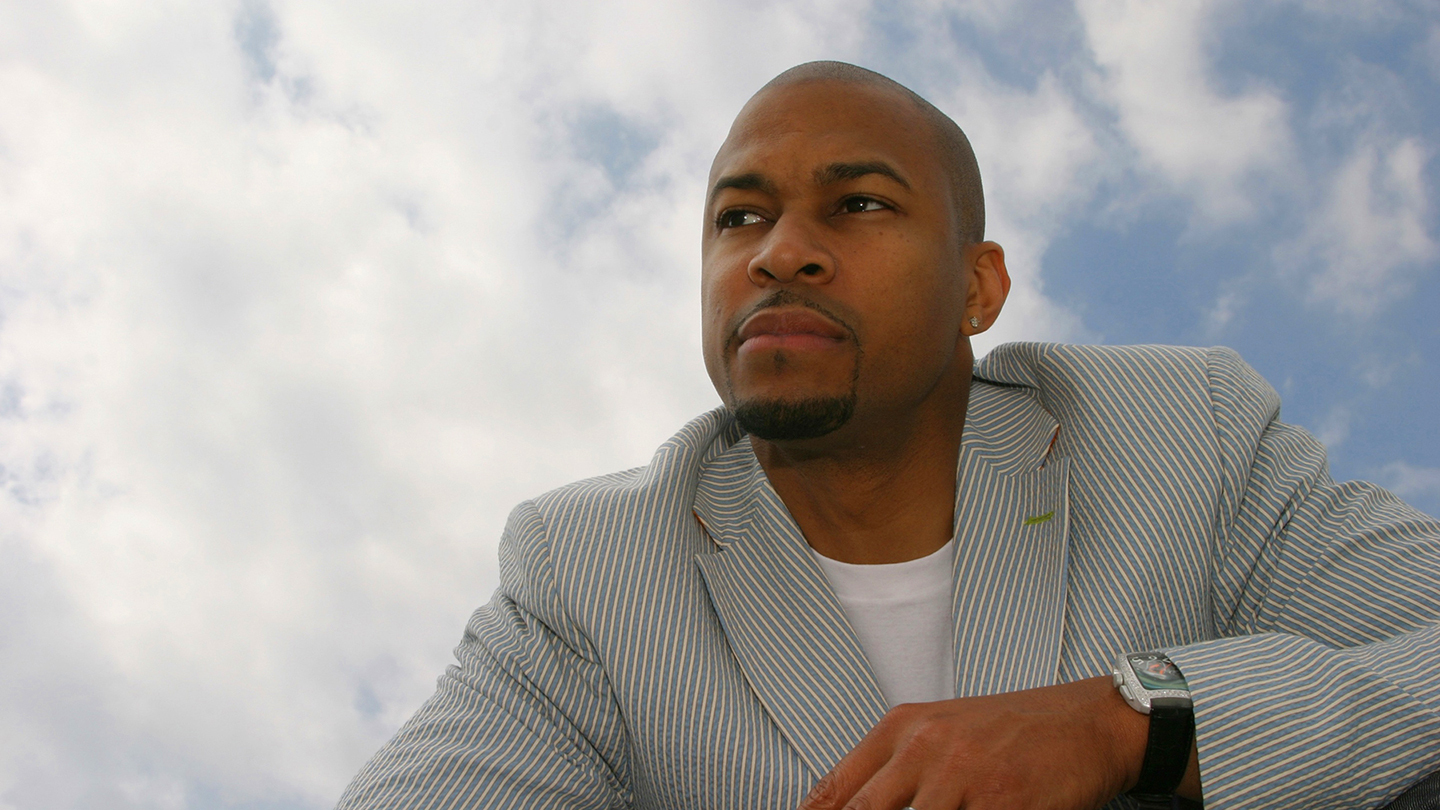 Comedian Finesse Mitchell (