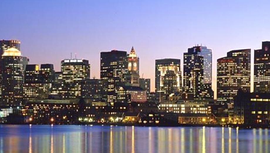 Boston Harbor Sunset Cruise: See the Skyline at Twilight $9.72 ($19.43 value)