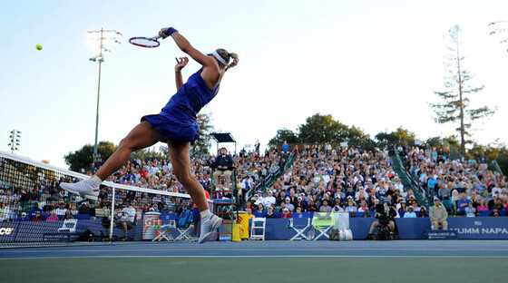 1438629354 angelique kerber bank of the west classic 2014 in stanford ca tickets