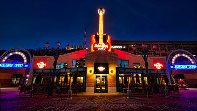 Hard Rock Cafe - Pittsburgh Tickets