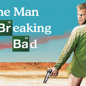 One Man Breaking Bad: The Unauthorized Parody