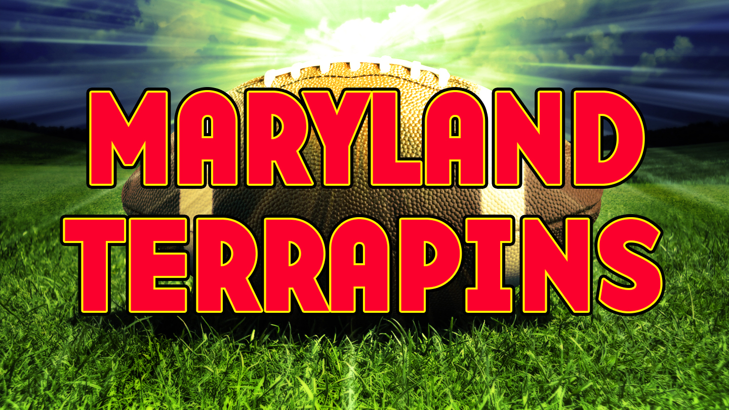 Maryland Terrapins Football: NCAA Action $5.00 - $40.00 ($27.5 value)